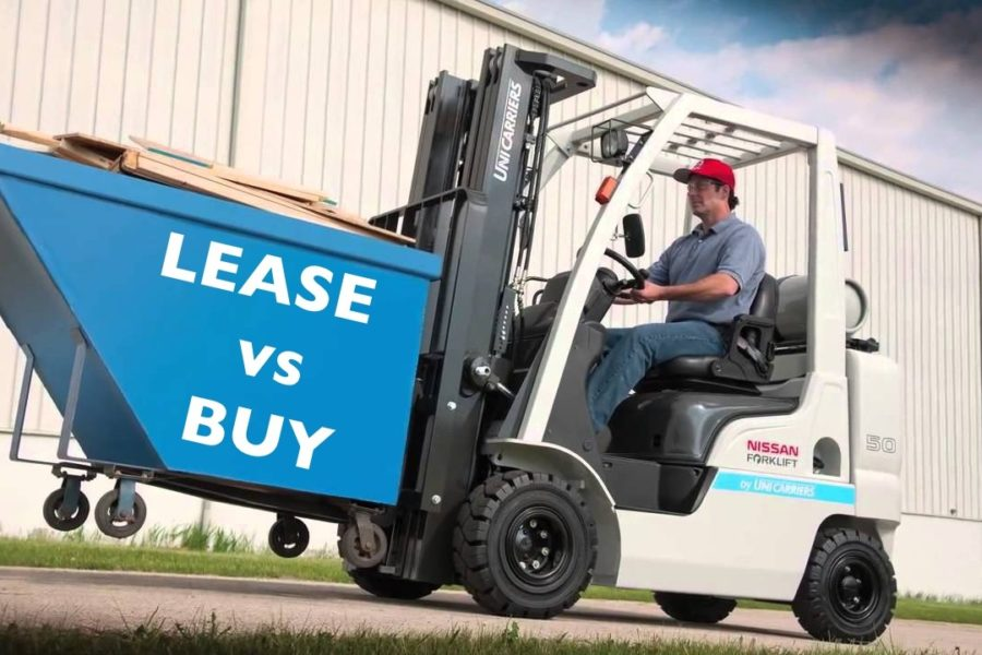 Know In Details Why Forklift Leasing is an Intelligent Move
